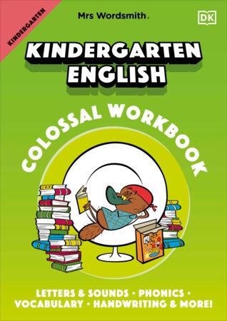 Mrs Wordsmith Kindergarten English Colossal Workbook, Grade 1