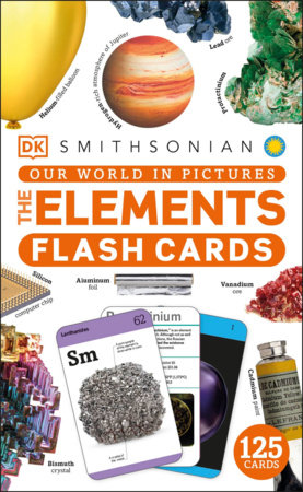 Our World in Pictures: The Elements Flashcards