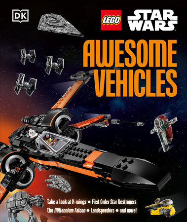 LEGO Star Wars Awesome Vehicles