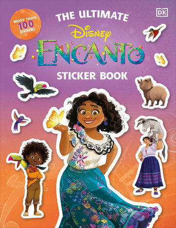 Disney Encanto Ultimate Sticker Book