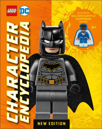LEGO DC Character Encyclopedia New Edition
