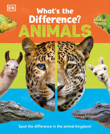 What's the Difference? Animals