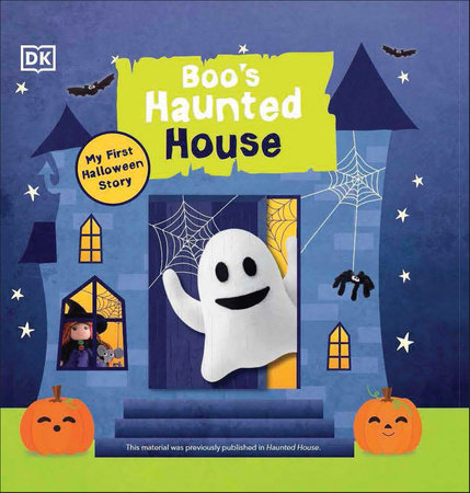 Boo's Haunted House