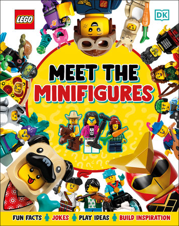 LEGO Meet the Minifigures