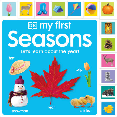 My First Seasons: Let's Learn About the Year!