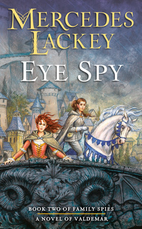 Cover image for Eye Spy