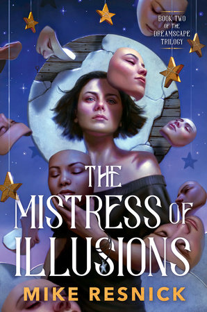 Cover image for The Mistress of Illusions