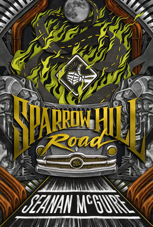 Cover image for Sparrow Hill Road