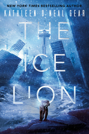 Cover image for The Ice Lion