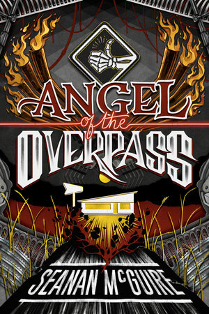 Cover image for Angel of the Overpass