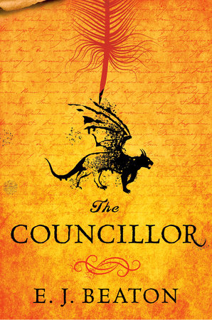 Cover image for The Councillor