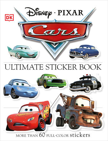 Ultimate Sticker Book: Disney Pixar Cars