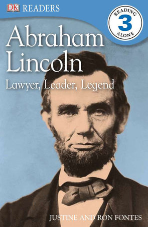 DK Readers L3: Abraham Lincoln