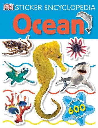 Sticker Encyclopedia: Ocean