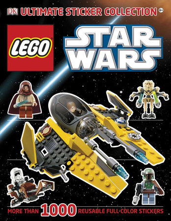 Ultimate Sticker Collection: LEGO Star Wars