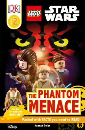 DK Readers L2: LEGO Star Wars: The Phantom Menace