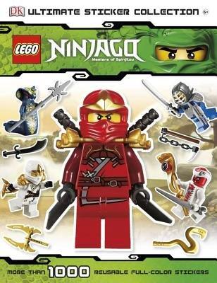 Ultimate Sticker Collection: LEGO NINJAGO
