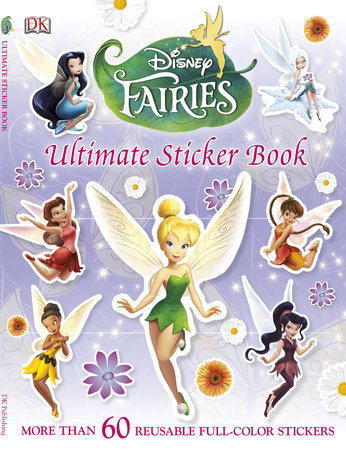 Ultimate Sticker Book: Disney Fairies