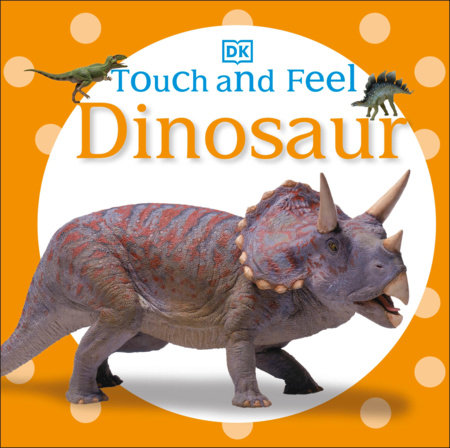 Touch and Feel: Dinosaur