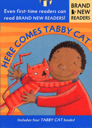 Here Comes Tabby Cat