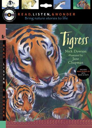 Tigress with Audio, Peggable