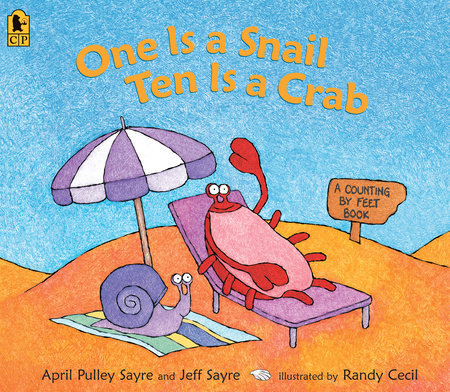 One Is a Snail, Ten Is a Crab Big Book
