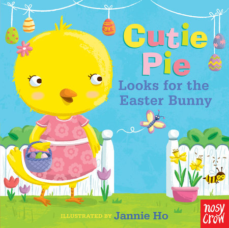 Cutie Pie Looks for the Easter Bunny