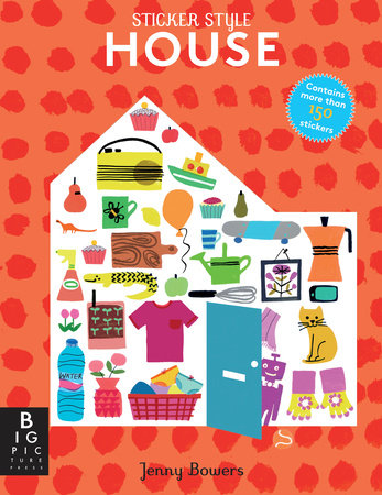 Sticker Style: House