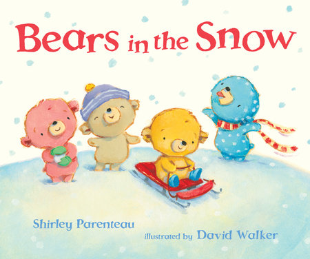Bears in the Snow