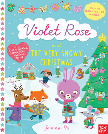 Violet Rose and the Very Snowy Christmas