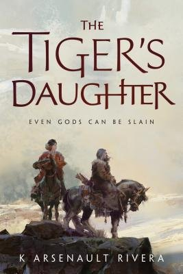 Cover of The Tiger's Daughter