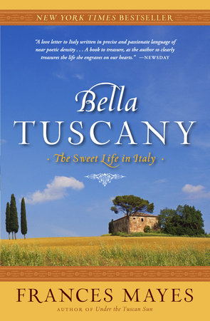 Bella Tuscany book cover