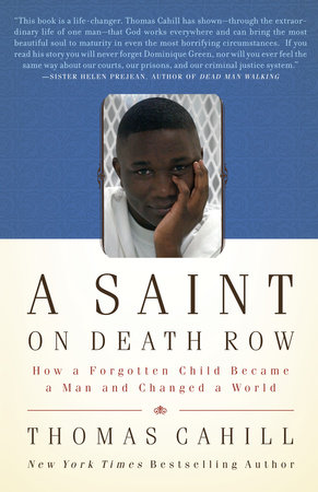 A Saint on Death Row book cover