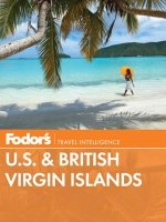 Fodor's U.S. & British Virgin Islands