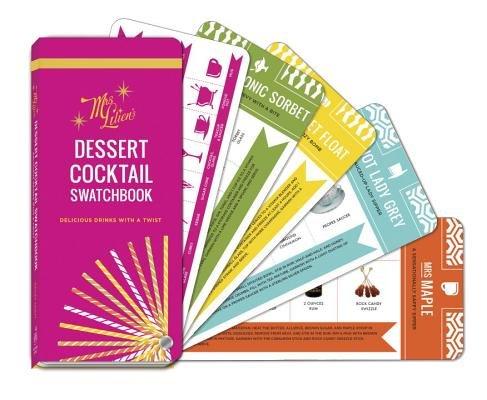 Mrs. Lilien's Dessert Cocktail Swatchbook
