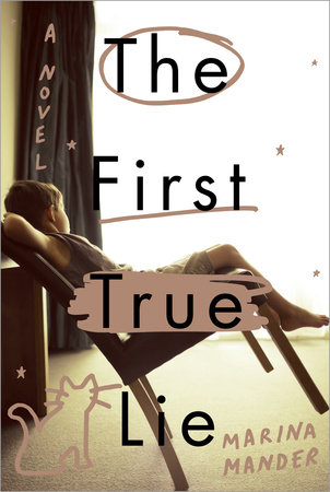 The First True Lie book cover