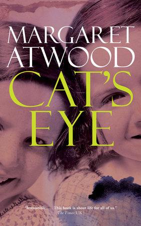 cat s eye atwood margaret