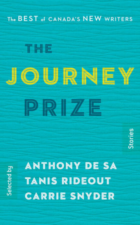 The Journey Prize Stories 27