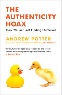 Excerpt from The Authenticity Hoax | Penguin Random House Canada