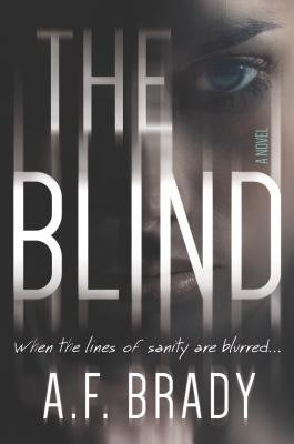 Cover of The Blind: A Chilling Psychological Suspense