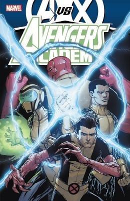 AVENGERS VS. X-MEN: AVENGERS ACADEMY TPB