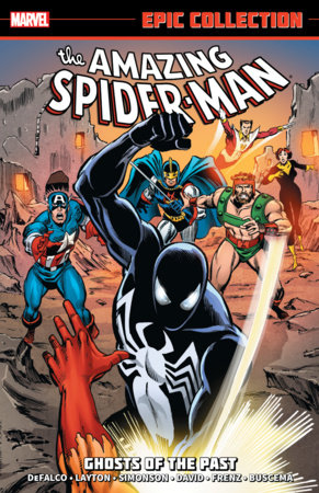 AMAZING SPIDER-MAN EPIC COLLECTION: GHOSTS OF THE PAST TPB