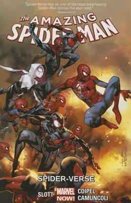 AMAZING SPIDER-MAN VOL. 3: SPIDER-VERSE TPB
