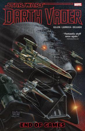 STAR WARS: DARTH VADER VOL. 4 - END OF GAMES TPB