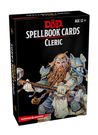 Spellbook Cards: Cleric
