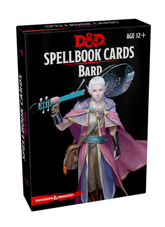 Spellbook Cards: Bard