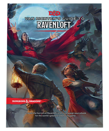 Van Richten's Guide to Ravenloft (Dungeons & Dragons)