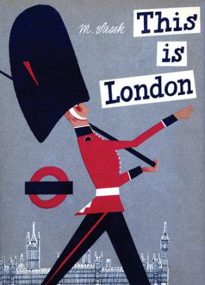 This is London - Written by Miroslav Sasek
