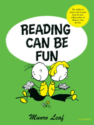 Reading Can Be Fun - Written by Munro Leaf