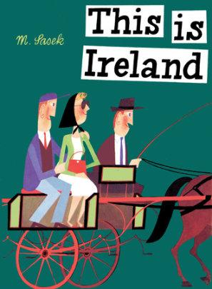 This Is Ireland - Author M. Sasek